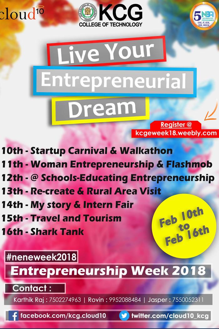 E-week 2018
