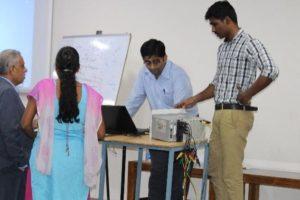AICTE Sponsored Two Week Faculty Development Programme on Analysis