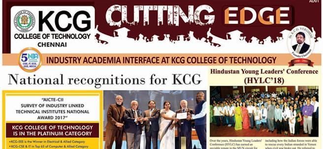 KCG Cutting Edge