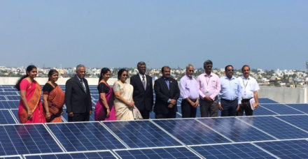 ROOF TOP SOLAR PV PLANT