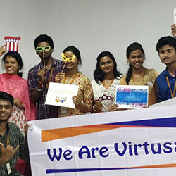 Placed In Virtusa