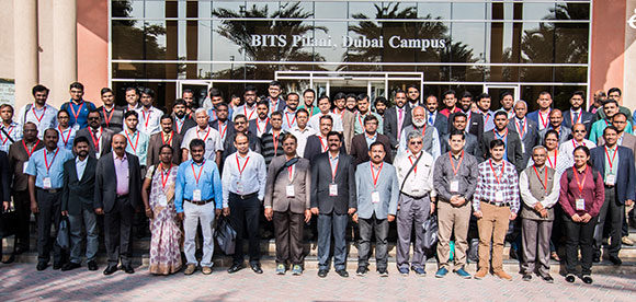 IMMT 2017 BITS DUBAI CONFERENCE Attended By Dr S RAMESH