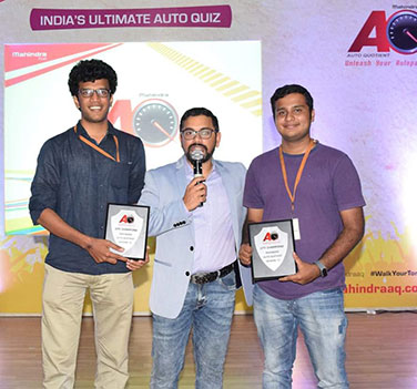 Mahindra Auto Quotient Season 10 – City Champions – 2019