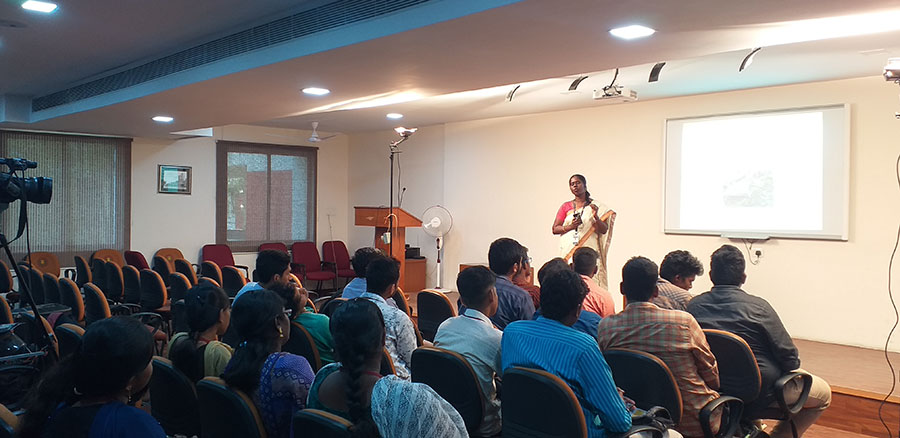 Lecture Capturing System – KCG College of Technology