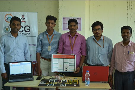 Department of Information Technology – KCG College of Technology